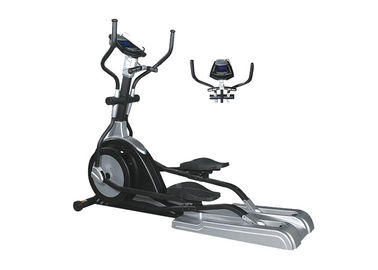Magnetic Wheel Stationary Exercise Bike Elliptical Cross Trainer Self-Powered