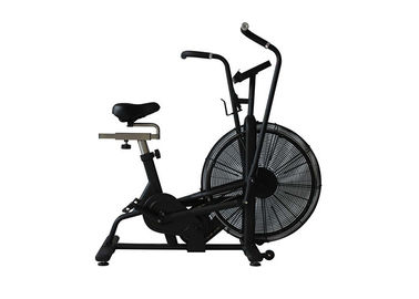 Indoor Stationary Assault Air Bike Equipment Crossfit Gym Kelas Komersial